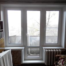 балконный блок (чебурашка)